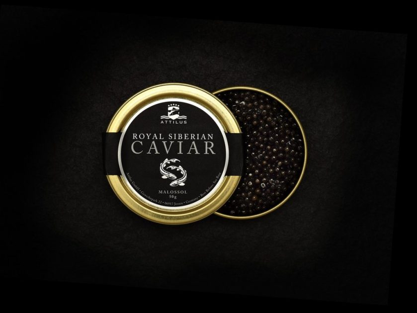 Which Wine Goes Well with Caviar